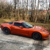 Corey's 2008 LS3 Corvette with a Procharger