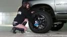 Harley Danielle with Jamie Derush's Dodge Ram_1