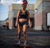 Miss Natasha Tyrrell in her 2nd ShockerRacingGirls Photoshoot_7
