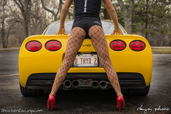 Nice Asses: Tom's F1 Procharged Corvette Z06 with Jamie Barwick