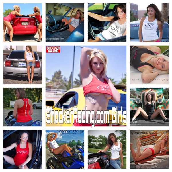 ShockerRacing.com Girls SRGirls Photoshoots