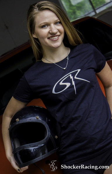 Nicole for ShockerRacingGirls