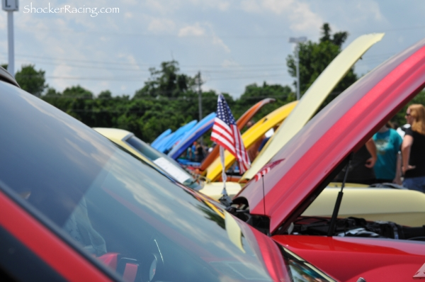 Mustang Week 2016 with Bex Russ, Morgan Kitzmiller, and Alex Owen_3