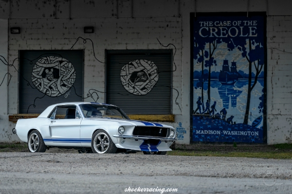 Tiffany Dockery's 1968 Mustang