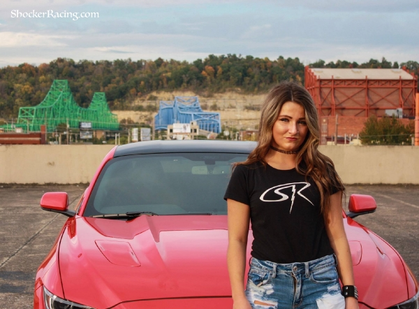 Arinn Gustin for ShockerRacing Girls
