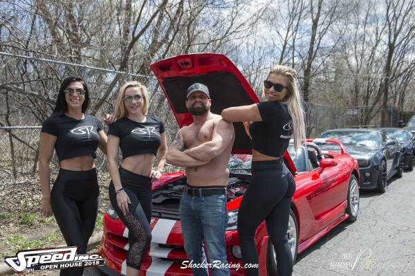 ShockerRacing Girls at Speed Inc Open House 2018_4