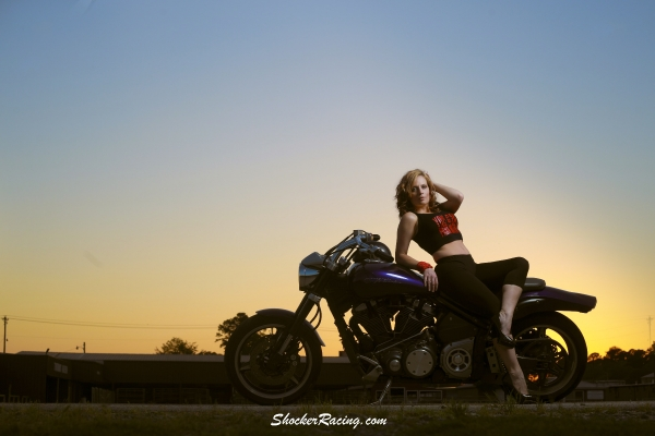 Cassie Louise for ShockerRacing Girls
