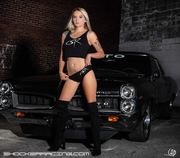 Chelsea McCullough for ShockerRacing Girls
