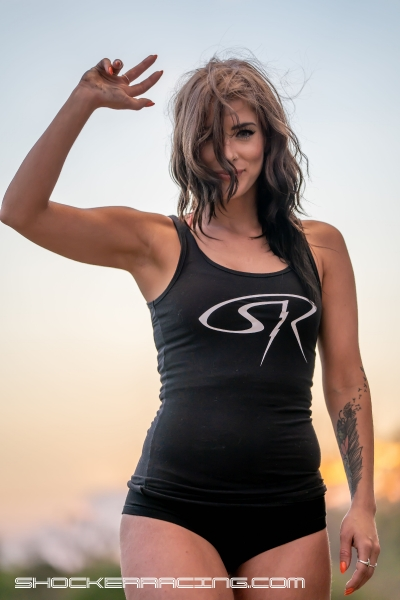 Hayley Perkinson joins the ShockerRacing Girls