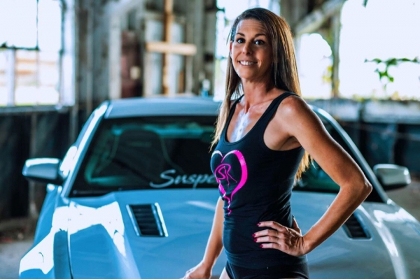 Lainey Freeman for ShockerRacing Girls